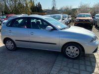gebraucht Seat Ibiza 1.4 16V Comfort Edition KLIMA Euro4