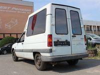 gebraucht Renault Rapid T58 M.ROLLSTUHL-AUFFAHRRAMPE*LKW-ZULASSUNG
