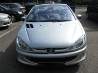 gebraucht Peugeot 206 CC 110 Klimatronik / Leder