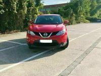 gebraucht Nissan Qashqai 1.2 Top gepflegt, TÜV bis 03/23