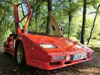 gebraucht Lamborghini Countach Fahrzeug der Firma Strohm