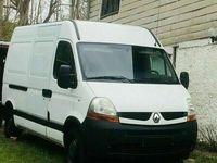 gebraucht Renault Master Bus 2007. Camper Ausbau TÜV...