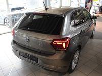 gebraucht VW Polo Highline 1,0 l TSI OPF 81 kW KLIMA NAVI ALU