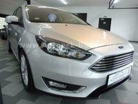 gebraucht Ford Focus 1.5 TDCI Turnier Titanium NAVI/SHZ/TEMPO