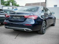 gebraucht Mercedes E300 Avantgarde/Navi/Wide/LED/Cam/Fahrassist