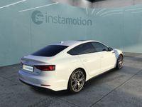 gebraucht Audi A5 Sportback A5 40 TDI q. S-Tronic S-Line Sport 3x Matrix Panoramad. AHK ACC
