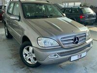 gebraucht Mercedes ML270 CDI Final Edition Alcantara Navi AHK