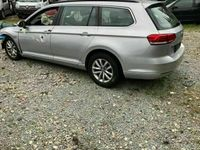 gebraucht VW Passat Variant 2.0 TDI DSG Unfall