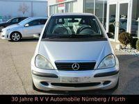gebraucht Mercedes A140 A -KlasseL, Klima, Alu,