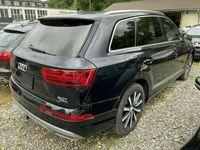 gebraucht Audi Q7 4M 3.0 TFSI/LED/Luft/S-Line/20 Zoll/7-Sitzer/Voll