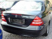 gebraucht Mercedes C180 Classic,ESP,Langstrecke,Klima,schwarz-met
