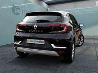 gebraucht Renault Captur CapturINTENS TCe 90 SHZ NAVI KLIMA PDC ALU