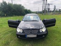 gebraucht Mercedes CLK240 Coupe Avantgarde