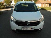 gebraucht Dacia Lodgy 1.6 MPI 85 Laureate,Klima,8xRäder,Tempomat,ECO