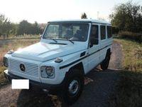 gebraucht Mercedes G230 (GE) 463 LWB Benzin / LPG