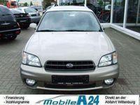 gebraucht Subaru Outback 2,5i BOXER Alu Klima 4x4 Euro3