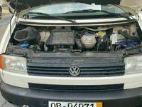 gebraucht VW T4 Bus 2,5 TDI, TÜV 2023, viele Neuteile