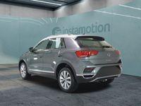gebraucht VW T-Roc T-Roc15 TSI DSG ACT OPF MJ 2019 STYLE NAVI ACC