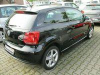 gebraucht VW Polo V Black Edition*139TKM*16Zoll*EURO5*TÜV NEU