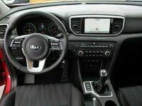 gebraucht Kia Sportage 1.6 GDI Vision 2WD *Navi*Kamera*SHZ*