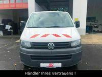 gebraucht VW Transporter T5Pritsche 2.0TDI Doka Klima AHK