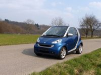 gebraucht Smart ForTwo Coupé softouch passion micro hybrid