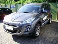 gebraucht Peugeot 4007 HDI FAP 5-Sitzer Platinum