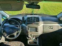 gebraucht Mercedes Vito 115 CDI Lang 8 Sitzer