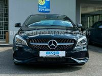 gebraucht Mercedes CLA200 Coupe AMG Line Navi PDC LED Keyless