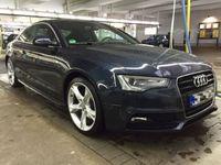 gebraucht Audi A5 3.0 TDI DPF S line incl. Werksgarantie