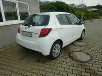 gebraucht Toyota Yaris 1,4-l-D-4D LKW-Zulassung/Klima/Navi