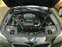 gebraucht BMW 520 d Lim. (F10)+LEDER+XENON+NAVI-PROF+AHK+PDC+1HAND++