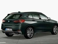 gebraucht BMW X2 xDrive18d M Sportpaket HiFi DAB LED Navi Shz