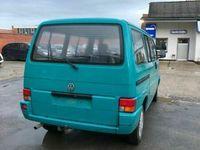 gebraucht VW T4 VWBus 2,4L Diesel