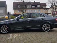 gebraucht Mercedes E200 CGI BlueEFFICIENCY Automatik Avantgarde