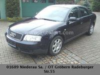 gebraucht Audi A6 2.5 TDI Limousine EURO 3-Tiptronic-NAVI