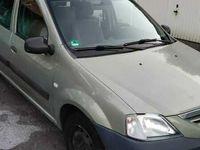 gebraucht Dacia Logan 1,6 MPI Kastenwagen / Kombi Klima ,Servo TÜV neu