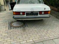 gebraucht Mercedes 250 Mercedes BenzW123