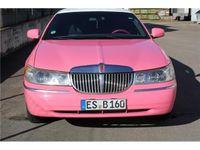 gebraucht Lincoln Town Car Krystal Koach Autogas LPG