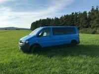 gebraucht VW T5 Kombi Markise Camper lang