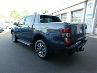 gebraucht Ford Ranger 2.0 TDCi Wildtrack 4x4 Doppelkabine #AHK #DAB #sofort