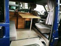 gebraucht VW T4 VWCarthago Camper 2,5l TDI (wie Westfa...
