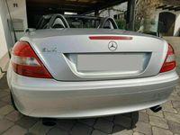 gebraucht Mercedes SLK200 SLK 200Kompressor NEU TÜV