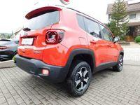 gebraucht Jeep Renegade TRAILHAWK PHEV BAFA abgezogen 35.490 SCHIEBED. LED NAV