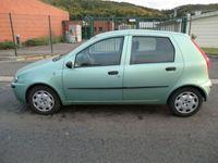 gebraucht Fiat Punto 1.2 SX / Klima / 5 - Türig / D 3