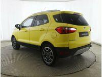 gebraucht Ford Ecosport 1.5 Ti-VCT Titanium Navi Kamera