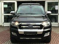 gebraucht Ford Ranger 3,2 Lim 4x4 Aut.~DoKA~Navi~Leder~AHK~Kam.