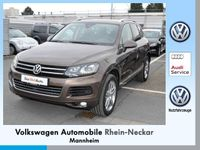 gebraucht VW Touareg 4.2 TDI V8 Luftfederung Kamerasystem Allrad uvm