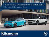 gebraucht VW Touran 1.6 TDI Trendline Einparkhilfe 7-Sitzer
