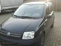 gebraucht Fiat Panda New1.2 8V Dynamic Doppelschiebedach